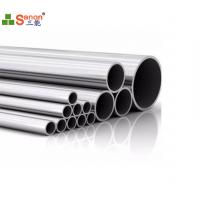 China 0.25 304 Stainless Steel Welded Tube 0.8mm Thickness For Mechanical Pipeline on sale