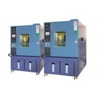 Buy cheap High Precision Rapid Temperature Test Chamber Energy Saving  Fire Resistant product