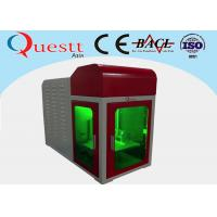 Buy cheap Small Size Angle 3D Crystal Laser Engraving Machine from wholesalers