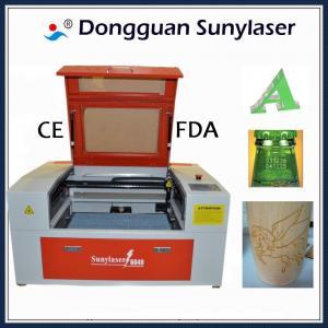 Buy cheap Gravador do laser do Desktop do cortador do laser do Desktop da máquina de corte do laser do Desktop product