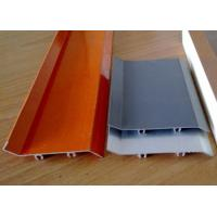 Quality Powder Coating Waterproof Flat Solid External Aluminium Louvres for Window Frame for sale
