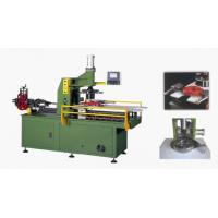 Buy cheap Outside Dia 180-360mm, Inside Dia 120-200mm Wire and Cable Circle Coiling Machinery C0836 product