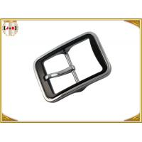 Buy cheap Various Color Plated Metal Heel Bar Belt Buckle With Pin For Leather Belts product