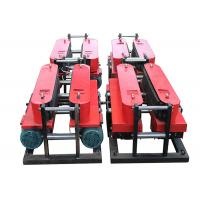 Buy cheap DSJ Electric Engine Cable Pulling Machine Tools for Cable Layout with Steel product