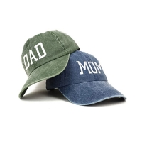 Buy cheap OEM Blue Denim Fabric Dad'S Cap For Husband Wife product