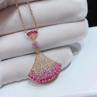 Buy cheap BVLGARI talks to the Z era, Bvlgari jewelry necklace 2020 new Diva 18k gold necklaces product