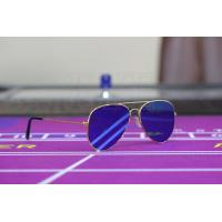 Buy cheap Cool Utraviolet Marked Cards Contact Lenses Perspective Glasses Light Weight product