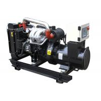 Buy cheap 12kw 24v Gas Powered Generator , Cummins Generator Set 3 Phases 4 Lines product