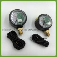 Buy cheap Automobile CNG Vehicle Gas Pressure Gauge product
