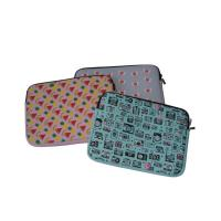 Buy cheap Water-resistant Neoprene Notebook Computer Pocket Tablet Briefcase Carrying Bag. 3mm SBR Material. product