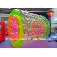 Buy cheap Funny PVC / TPU Customized Inflatable Water Rolling Ball/PVC Water Walking Ball product