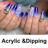 Buy cheap Fast Drying French Dipping Powder Nail Art High Quality White/pink/nude Nail Powder Dip Acrylic French Kit product