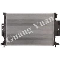 Quality DPI 13528 Automotive Ford Escape Radiator With Plastic Tank And Tube Fin Core for sale