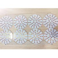 Buy cheap Aluminum LED Light PCB Board  ENIG 1u'' In Multiple Layers For LED Bulb Light product