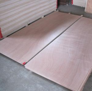 Buy cheap Natural Wood Veneer Door Skins 610 - 1050mm Width For Interior Door Leaf product