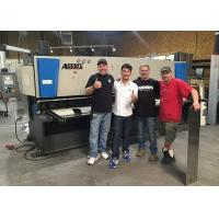 Buy cheap 16 X 8000mm Hydraulic Guillotine Shearing Machine Solid Monolithic Structure product