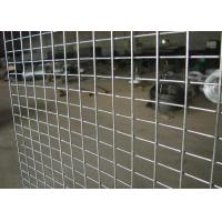 Buy cheap Construction Engineering Weld Mesh Sheets , Welded Steel Mesh Pieces Any Size product