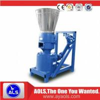 China AOLS Supply homemade PTO wood Pellet Mill for sale on sale