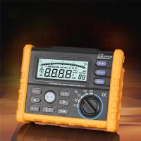 Buy cheap Analog display Digital earth resistance meter 2 / 3 pole for electric product