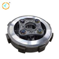China Motorcycle Clutch Pressure Plate , Clutch Plate Cover Assembly TVS Star on sale