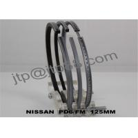 Buy cheap Engine Piston Ring Kits For NISAN PD6 / PD6T Excavator Parts 12010-96007 12011-T9313 product