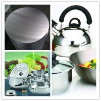 Buy cheap Non-stick Aluminum Circles for Kitchenware / Cookware with 1100  1050  1060  3003 Material product