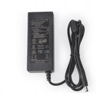 Buy cheap 24v 2a 48W Universal AC DC Power Adapter With US/ EU AUS UK Plug product