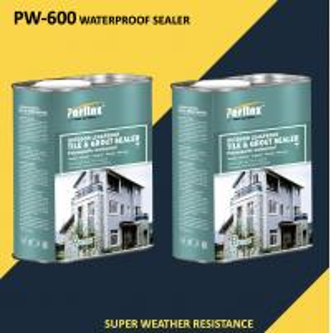 Buy cheap Anti Bacterial Outdoor Tile Sealer / External Tile Sealer Scratch  Resistance product