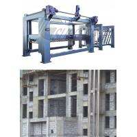 Buy cheap Hydraulic Vertical AAC Block Cutting Machine for AAC Production Line Electric Capacitance 18kw product