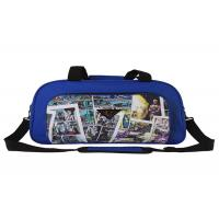 Buy cheap 600D Polyester Cartoon Big Size Foldable Travel Bag , Travel Suit Bag For Man Woman product