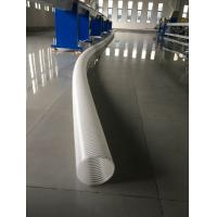 Buy cheap PVC Spiral Hose Extrusion Machine, CE Certificated ( Diameter 25-200mm) product