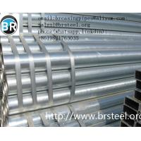 Buy cheap Hot dipped galvanized round steel pipe/gi pipe pre galvanized steel pipe galvanised tube,Standard Sizes Carbon Steel product