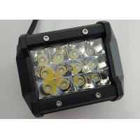 Buy cheap 3 Inch Philips 12 - 24 Volt LED Work Lights For Vehicles / Off Road 36W product