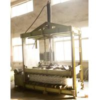 Buy cheap 5.5kw High Efficiency Gabion Mesh Packing Machine With Electrical Systems product