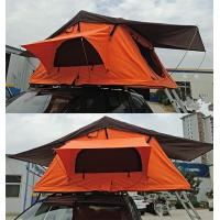 Buy cheap Off Road 4 Person Roof Top Tent Easy Assembling 233*140*123cm Inner Size product