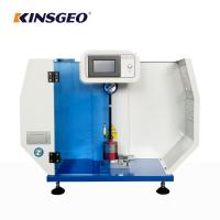 China Digital Plastic Testing Machine ,  IZOD Charpy Impact Testing Equipment on sale