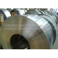 Buy cheap Metal Stamping 304 316 Stainless Steel Strips / Thin Stainless Steel Sheet product