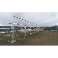 Solar Adjustable Mounting System High Corrosion Resistance 30psf Snow Load