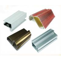 Buy cheap Surface Treatment T Slot Extruded Aluminum Profiles For Windows And Doors product