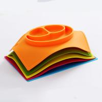 Buy cheap TOP quality new FDA silicone plate, factory price with various color product