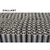 Buy cheap Hydraulic System Chrome Plated Piston Rod 0.15/1000 mm Roughness product