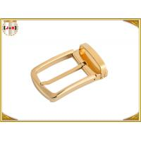 Buy cheap Gold Plating Stainless Steel Buckles Pin Style Belt Buckle 35MM Inner Size product