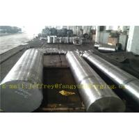 Buy cheap 36CrNiMo4 Hot Rolled Gear Ring Forged Shaft Bar Rough Turned Q+T Heat Treatment product