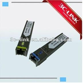 Buy cheap 155M WDM SFP Transceiver, SFP module transceiver SM,SFP BI-DI Transceiver product