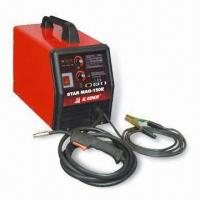Buy cheap MIG/MAG Welding Machine with Rated Input Voltage of 230V and 21S Protection Class (STAR MAG-150E. ) product