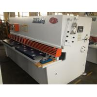 China Iron Sheet  Hydraulic Shearing Machine With High Precision Q235 Or Q345 Mild Steel on sale