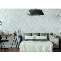 Quality Luxury Washable Modern Wall Coverings Pvc Embossed Simulation Of Wood for sale