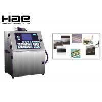 China Reliable Domino Industrial Inkjet Printer With Continuous Ink System Machine on sale