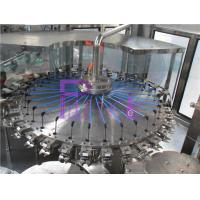 Buy cheap 3 In 1 Soda Water Carbonated Filling Machine Beverage Bottling Equipment 2000-12000BPH product