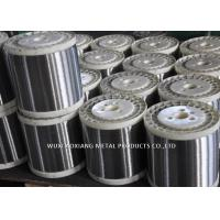 Quality 410 Stainless Spring Steel Wire / Stainless Steel Coil Wire Multiple Color for sale